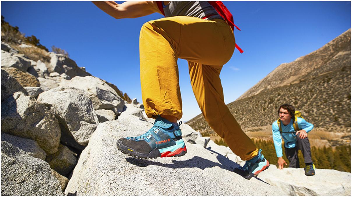 chaussures-de-randonnées